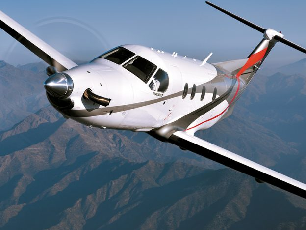 Pilatus PC12 System Training Course course image