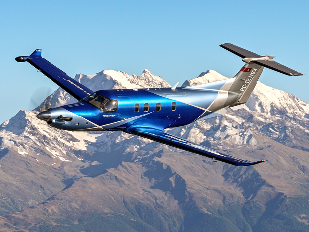 Pilatus PC12 NGX System Training - Difference Course course image