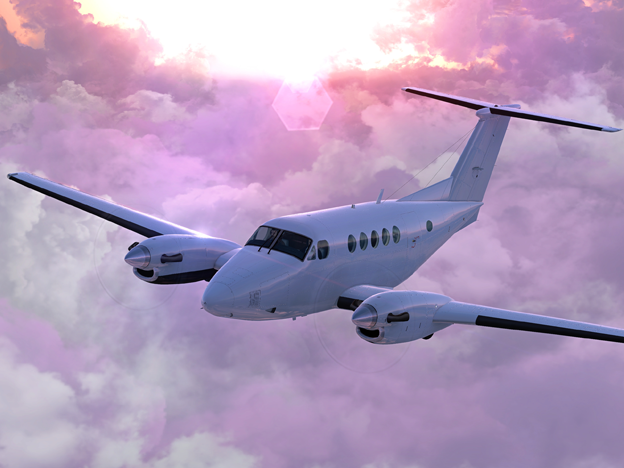 King Air 200 Aircraft System Training Course course image