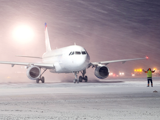 Cold Weather Operations - Airbus course image